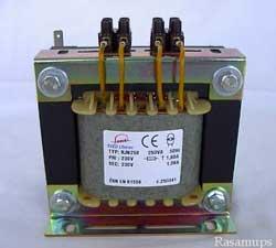 شرکت رسام : اجزاء اصلی مدارهای الکتریکی مورد استفاده در یو پی اس