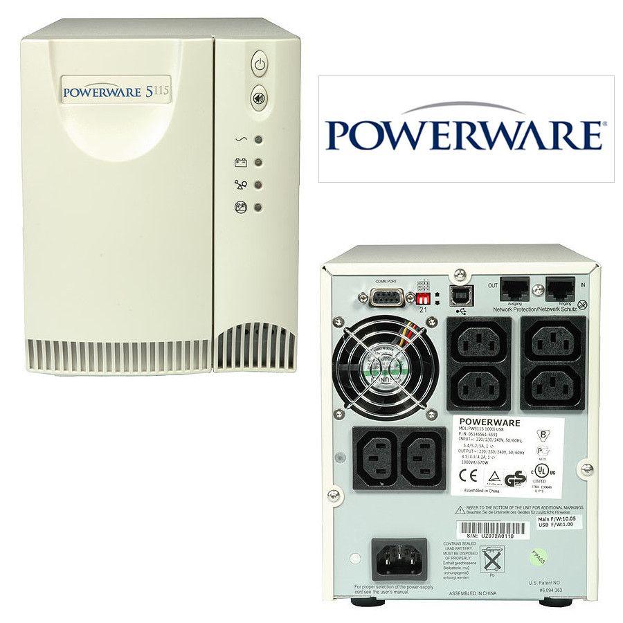 یو پی اس powerware