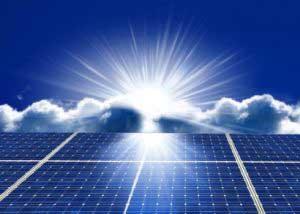 شرکت رسام یو پی اس : انرژی خورشیدی
