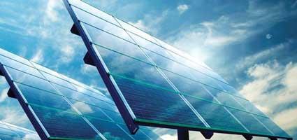 شرکت رسام یو پی اس : پنل خورشیدی