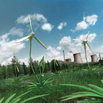 شرکت رسام یو پی اس : انرژی های سبز و فواید استفاده از آن
