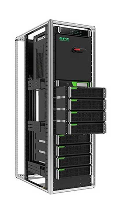 شرکت رسام یو پی اس : یو پی اس BPC Power Green RIT06 25Kva-200kva
