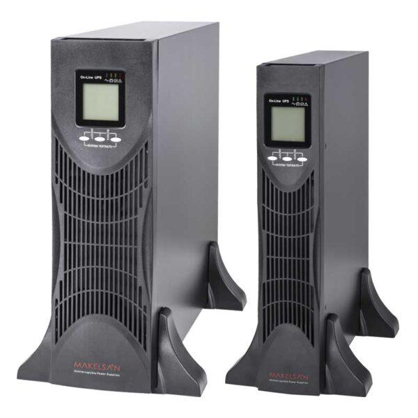 شرکت رسام یو پی اس : POWERPACK RT SERIES 1-3 kVA