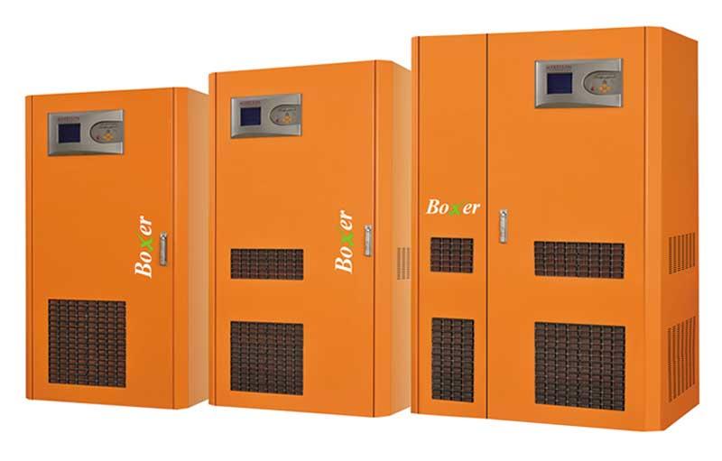 شرکت رسام یو پی اس : BOXER SERIES 10-800 kVA