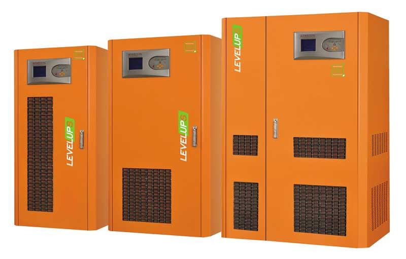 شرکت رسام یو پی اس : LEVELUPS SERIES FA 10-200 kVA