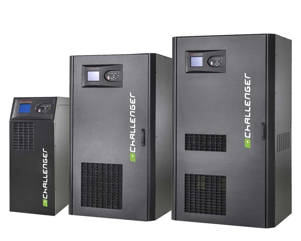 شرکت رسام یو پی اس : CHALLENGER SERIES 10-250 kVA
