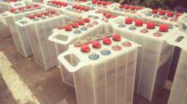 شرکت رسام یو پی اس : شارژ اولیه واحیاء باطری نیکل کادمیوم