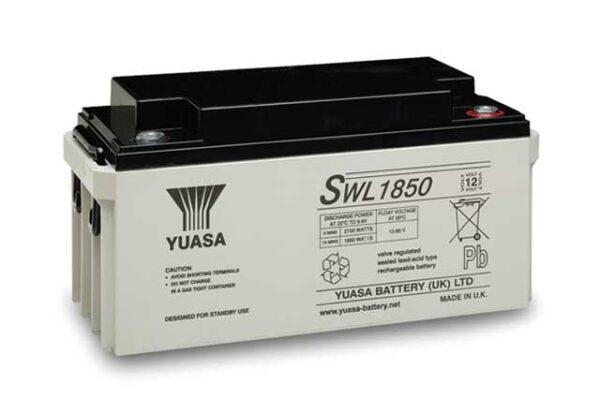 شرکت رسام یو پی اس : باتری یوآسا ۱۲ولت-۶۶ آمپر ساعت
