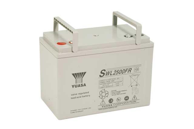شرکت رسام یو پی اس : باتری یوآسا 12ولت-90 آمپر ساعت
