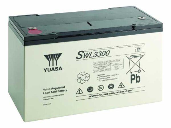 شرکت رسام یو پی اس : باتری یوآسا 12ولت-105 آمپر ساعت