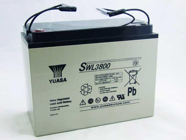 شرکت رسام یو پی اس : باتری یوآسا 12ولت-124 آمپر ساعت