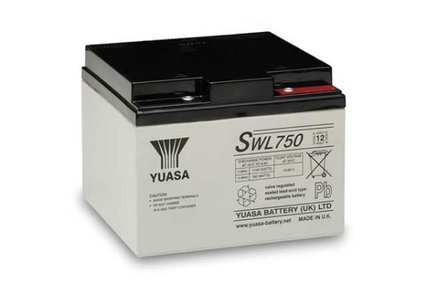 شرکت رسام یو پی اس : باتری یوآسا ۱۲ ولت-۲۶ آمپر ساعت
