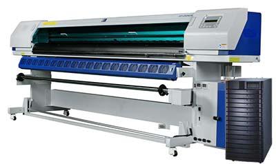 یوپی اس دستگاه چاپ پلاتر و بنر